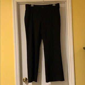 Plus size dress trousers